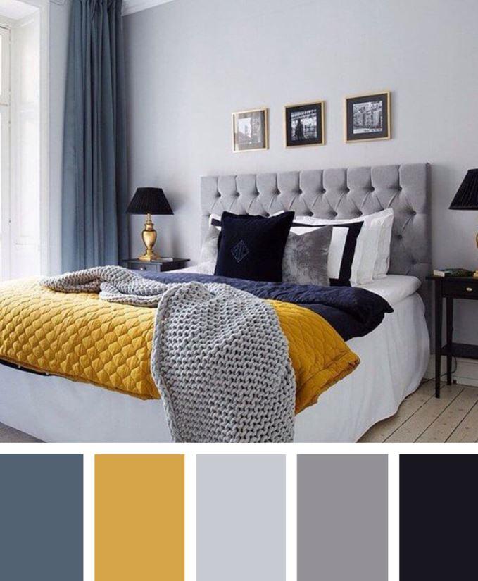 yatak odasi renkleri